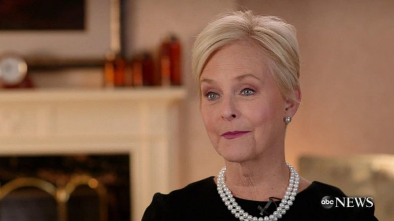 The Rhinos Are At It Again: Cindy McCain Complains About the GOP & President Trump