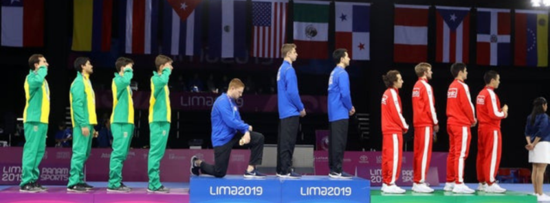 It's About time! Team USA Athletes Pays The Price For Kneeling During The Anthem