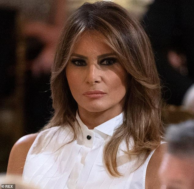 Disgusting! Author Uses Michelle Obama To Demean Melania Trump In New Book