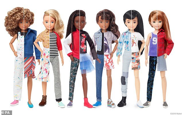 Mattel Rolls Out Gender Neutral Barbie Doll