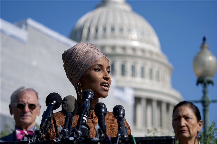 Video: Rep. Omar Pushes Back Against 9/11 Victim's Families After Criticism