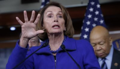 Nancy Pelosi Unveils Hopes To Pass A New Law So President Trump Could Be Indicted