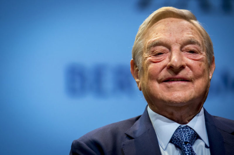 Soros Funded Group That Partnered With Buzzfeed Shows Up In Whistleblower Complaint Against Trump