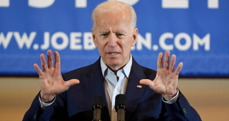 Biden Campaign Sends Letter To News Executives And Demands Networks To Censor Giuliani