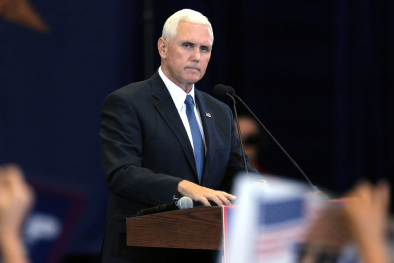 """School Teacher Under Investigation After Telling Students VP Pence Should Be """"Shot In The Head"""""""