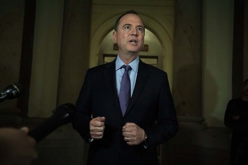 Video: After Transcript Is Released Schiff Panics And Changes The Narrative On Impeachment