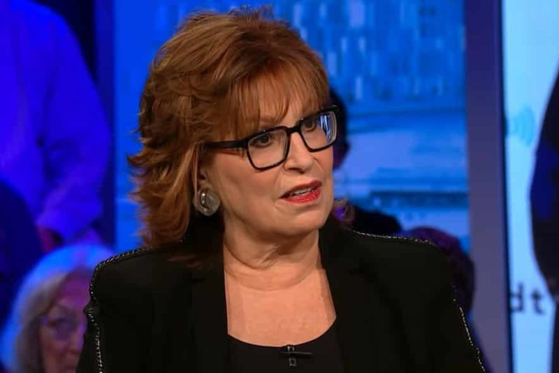 Video: Behar Scared About Lewandowski Calls Trump Admin Workers Worse Than Pimps and Murderers