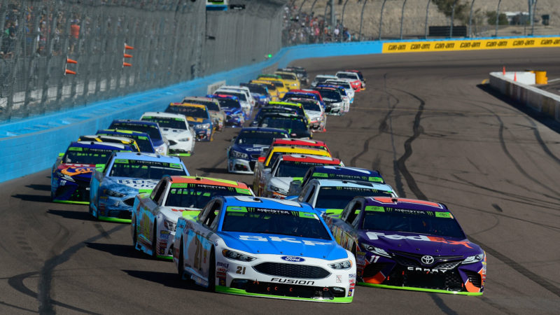 NASCAR Caves To Anti-Gun Leftists By Censoring Ad
