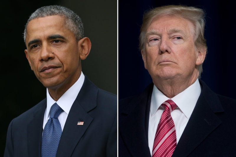 Obama Takes A Shameful Swipe At President Trump And His Administration