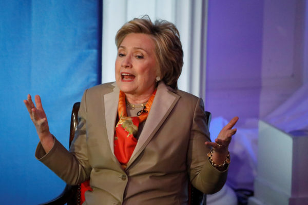 Listen: Hillary Loses It And Unloads On The DNC Blaming Them For Her 2016 Election Loss