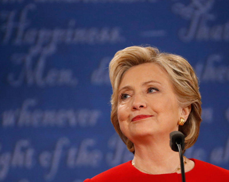Former Clinton Advisor Says Hillary Is Waiting On One Thing And Then She's Jumping Into The 2020 Race
