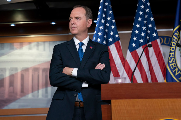 Schiff's Impeachment Plan Imploding After Republicans Catch Him Breaking Committee Rules