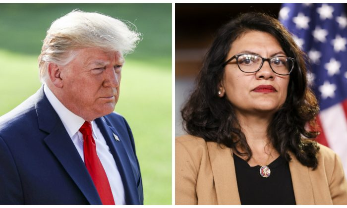 Trump Responds & Hits Back As 'Squad' Member Confirms Dems Want To Detain White House Officials