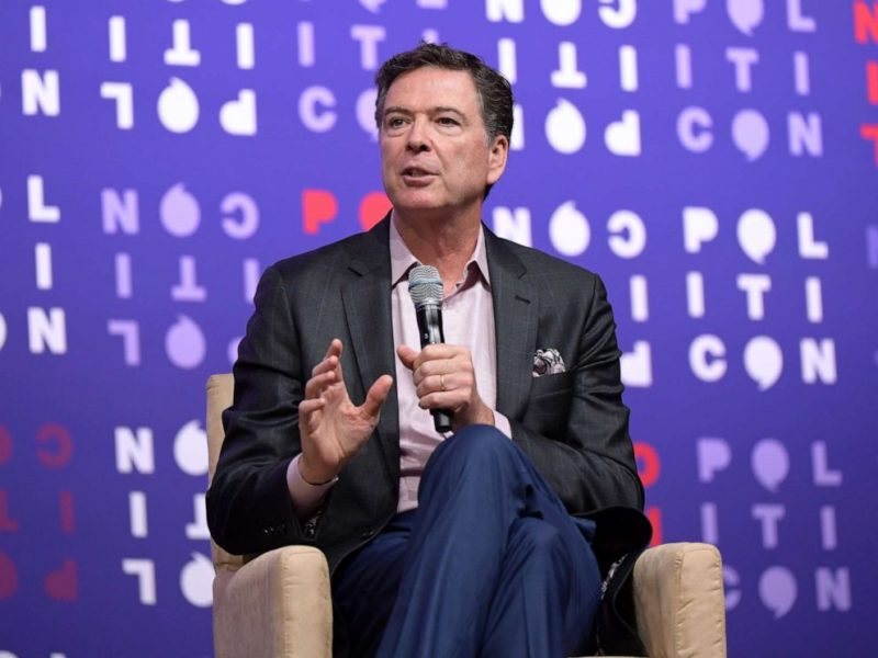Video: Comey Makes A Promise We Should All Hope He Keeps