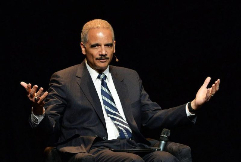 Video: Obama AG Eric Holder's Latest Comments Proves Impeachment Is A Smoke Screen