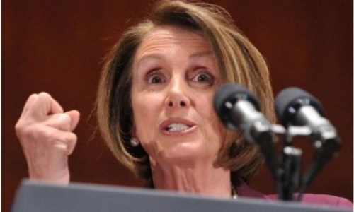 Democrats Throw A Temper Tantrum After Trump Puts Pelosi In Her Place At White House Meeting