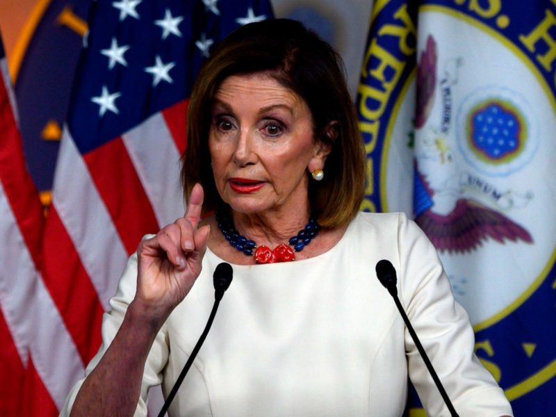 Watch: Pelosi Scorns American Voters And Says They Will Not Get A Say About Impeachment