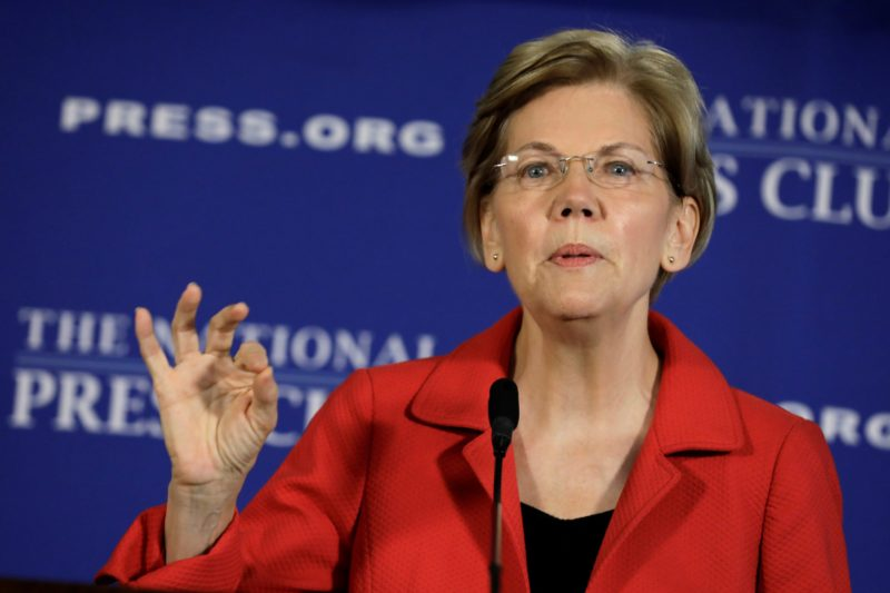 Warren Wants To Give Illegal Immigrants Back Pay Wages