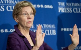 Senator Warren Gets Caught Trying To Delete DNA Test Results