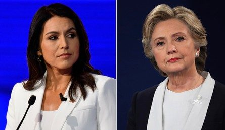 Gabbard Isn't Done With Hillary Clinton Yet And Lays Down An Ultimatum That Will Hit Clinton Where It Hurts