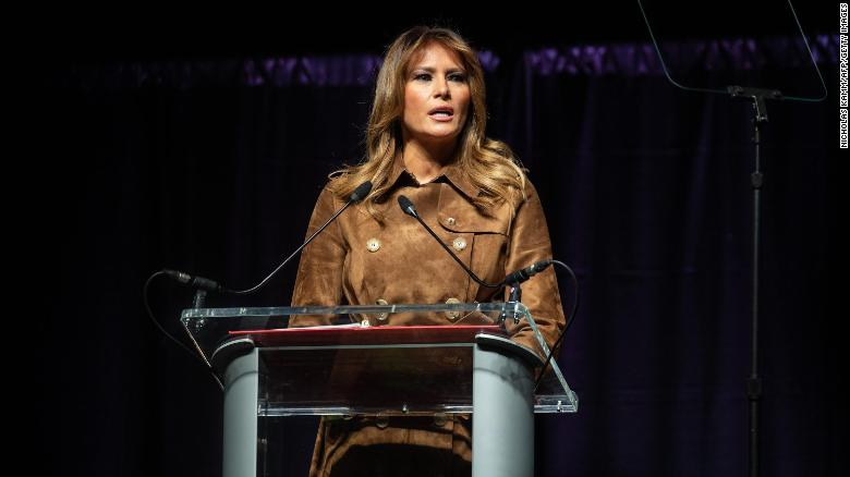 Watch: Baltimore Students Taunt Melania Trump During Remarks On The Opioid Crisis