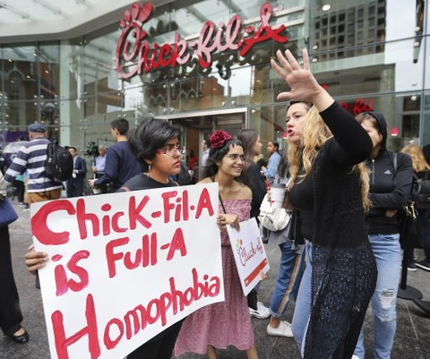 Chick-Fil-A Caves To LGBT And Christian Organizations Will Pay The Price