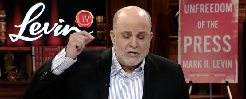 Mark Levin Nukes Democrats With Truth After House Vote On Impeachment