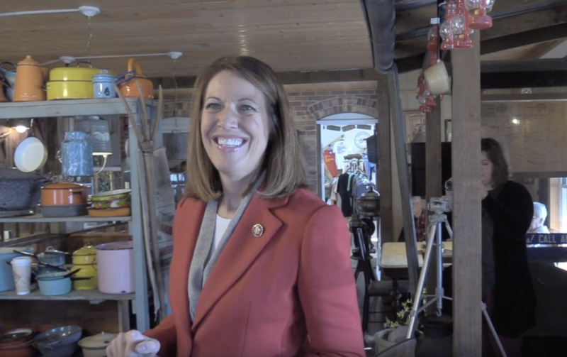 Watch: Swing State Democrat Backpedals On Impeachment And Her Response To A Constituent Will Make You Cringe