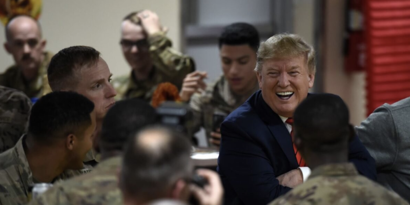 Trump Team Uses Twitter To Bait The Media For Secret Trip To Afghanistan Causing The Mainstream Media To Look Like Fools