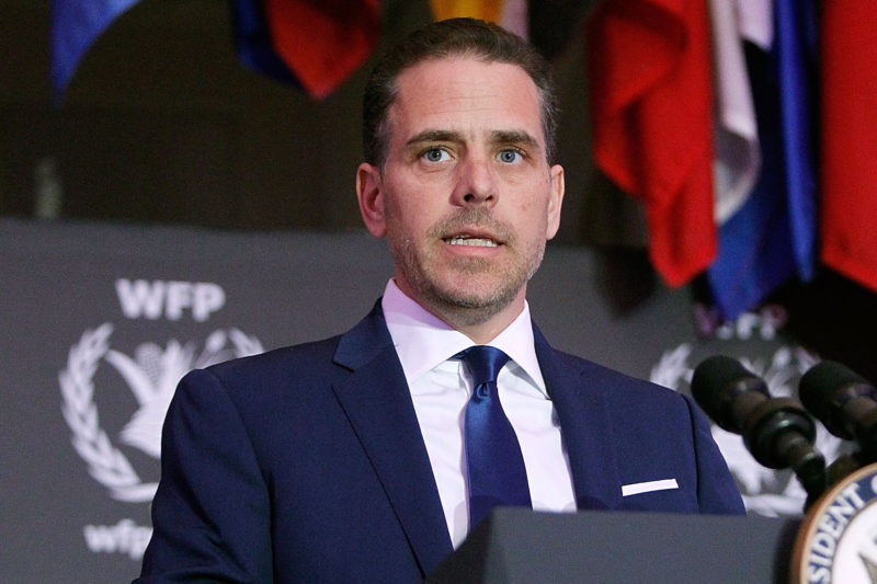 Video: Hunter Biden Has A Horrible Day After GOP Counsel Corners Impeachment Witness During Testimony