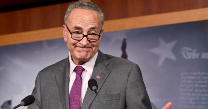 Liberals Eat Their Own And Roast Schumer Over Comments About Republican Congressman