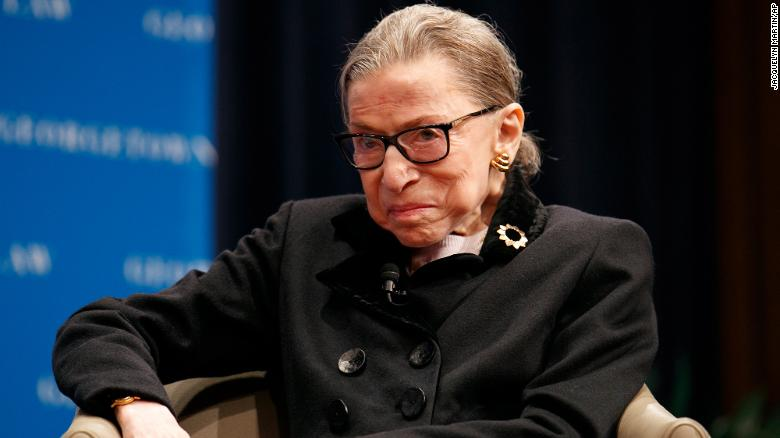 SCOTUS Judge Ginsburg Jeers At President Trump Impeachment And Makes A Fool Of Herself