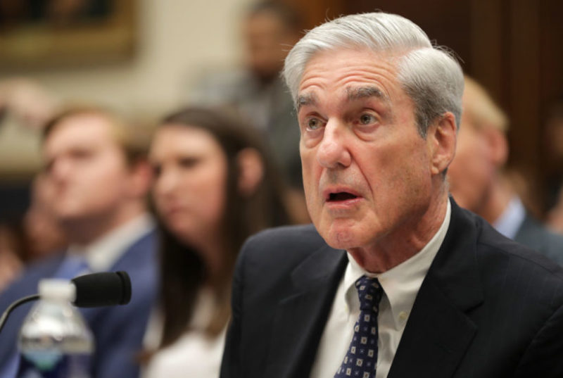Ex-FBI Agent Convicted of Hacking Conservatives Emails To Protect Mueller Gets A Laughable Sentence