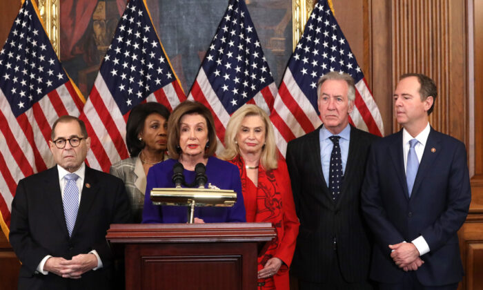 VIDEO: GOP Rep Sounds Alarm On Pelosi, Says She Withholding Important Transcripts