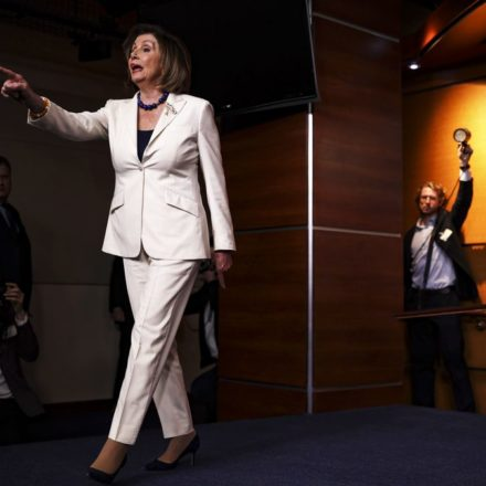 Watch: Pelosi Freaks Out On Reporter After Question About President Trump, 'Don't Mess With Me!'