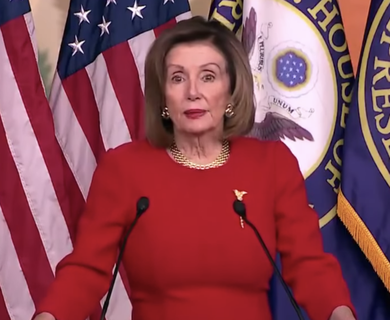 Watch: Pelosi Gets Roasted By Republicans After Stuttering and Stammering Trying To Explain The Impeachment Delay