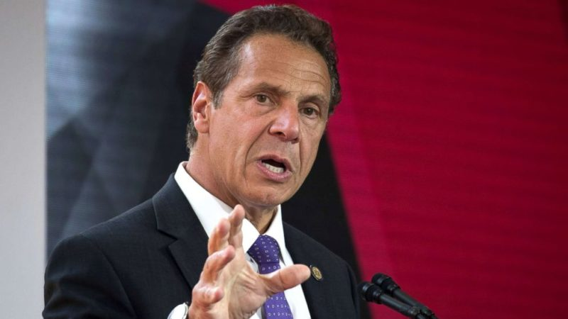 Video: NY Governor Cuomo Looks Like An Idiot After Blaming Trump For Hanukkah Attack