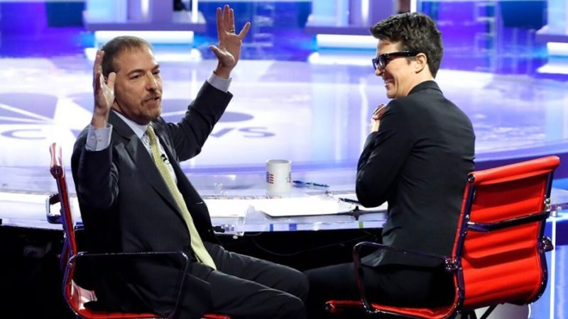 Watch: Only Moments After Jewish Attack NBC Chuck Todd Outrageously Attacks The Bible