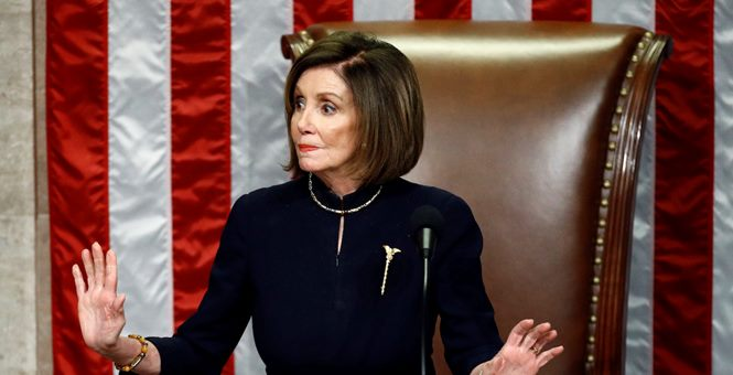 Watch: Even The New York Times Is Now Slamming Pelosi Over Impeachment Stunt