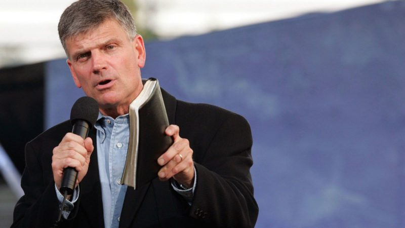 Franklin Graham Has Some Very Stern Words For Christianity Today Editor After Trump Hit Piece And Illuminates The Truth