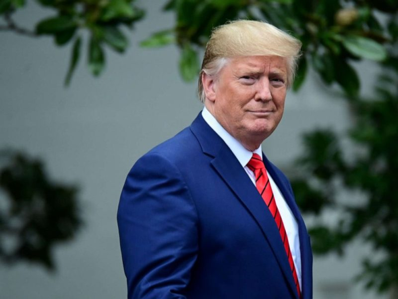 Trump Gives The Democrat's A Taste Of The Hell They Are About To Go Through At The Senate Impeachment Trial