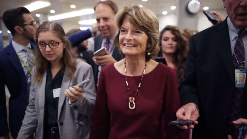 Dems Lose Key Senator They Were Hoping Would Support Impeachment Effort