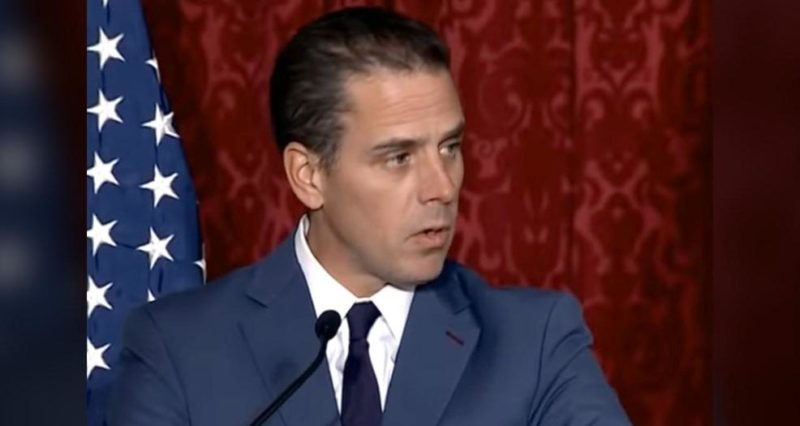 Hunter Biden Gets Caught Using His Dead Brothers Identity And The Reason Is Appalling
