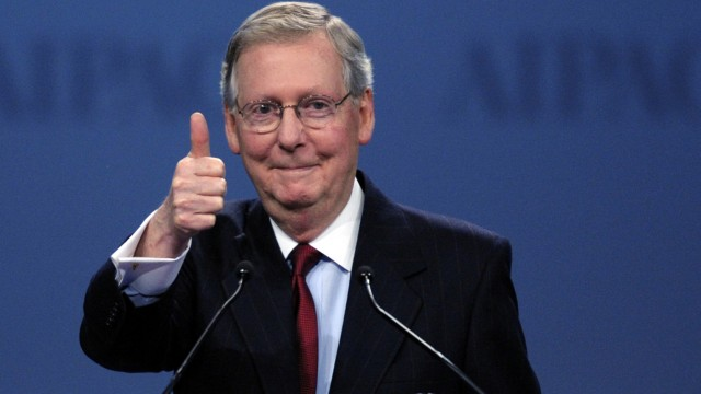 McConnell Gives President Trump A 'Kill Switch' If Dems Try Any Shenanigans At Trial