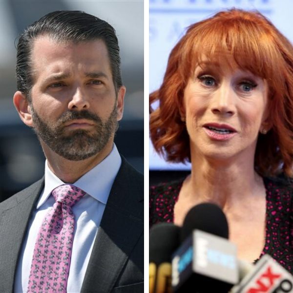 Trump Jr. Nukes Disgraced Comedian After She Posts Lies About A Decorated War Veteran