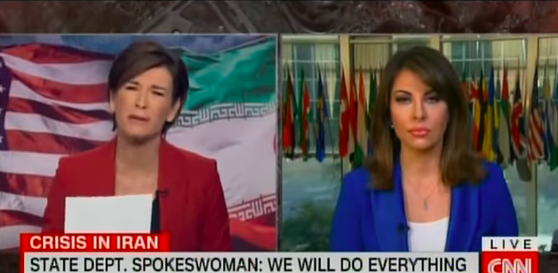 Watch: State Department Official Shutdown CNN Anchor & Leaves Her Speechless
