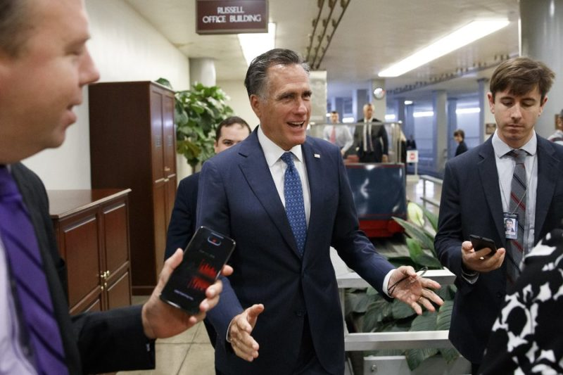 Watch: Romney Uses New Bolton 'Evidence' To His Advantage