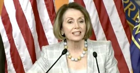 Watch: After House Vote To Handcuff President Trump Video Surfaces That Haunts Pelosi