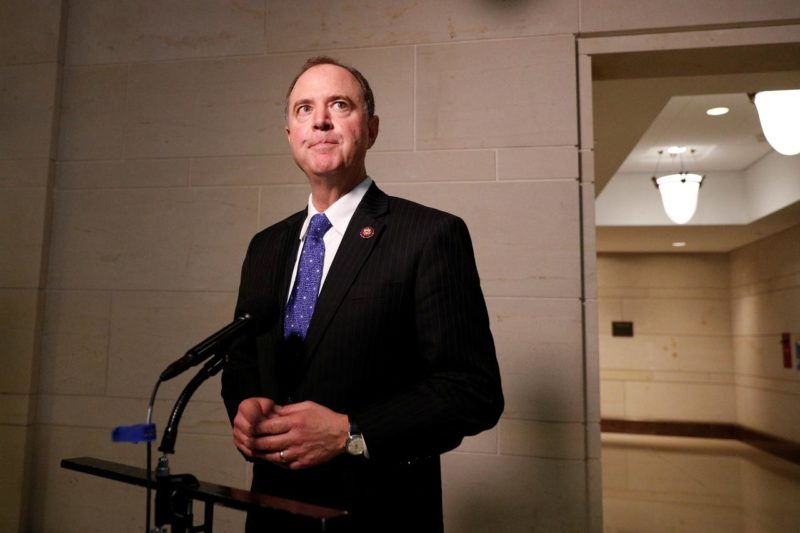 Watch: Schiff Fumbles Hard And Loses Support From Moderate GOP Senators