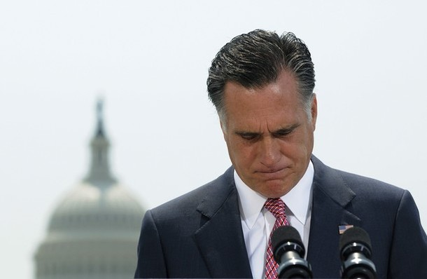 What The Head Of Conservative Group CPAC Did To Romney After Witness Vote He'll Never Forget
